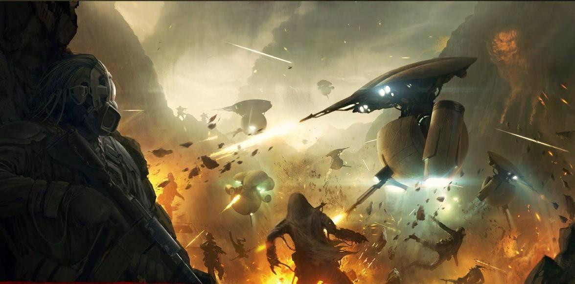 Los sueños del fin del mundo y una Nueva Tierra... (CLICK en el wallpaper)