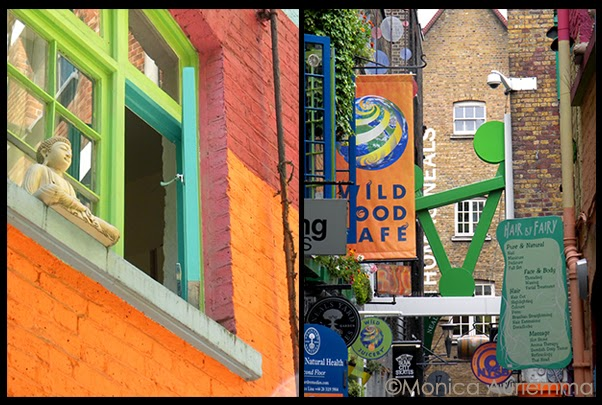 Neal's Yard, London. Foto2. monicauriemma