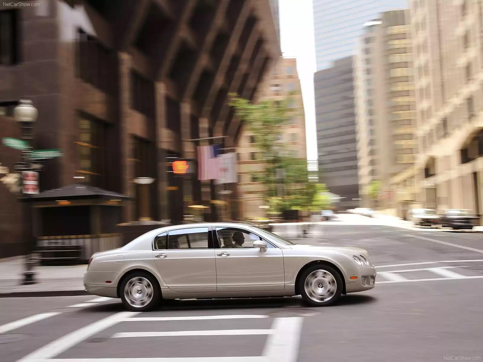 Hình ảnh xe ô tô Bentley Continental Flying Spur 2009 & nội ngoại thất
