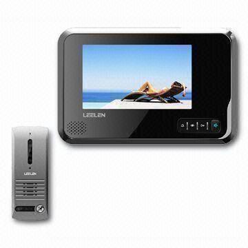 Leelen Anti Vandal Access Control Systems Door Phone Camera Rfid Ce