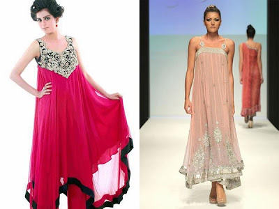Party Wear Dress Collection For Pakistani Style !