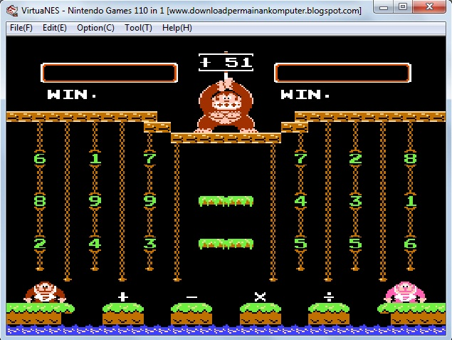 DOWNLOAD GAME NINTENDO FULL CONTRA 100 IN 1 UNTUK PC