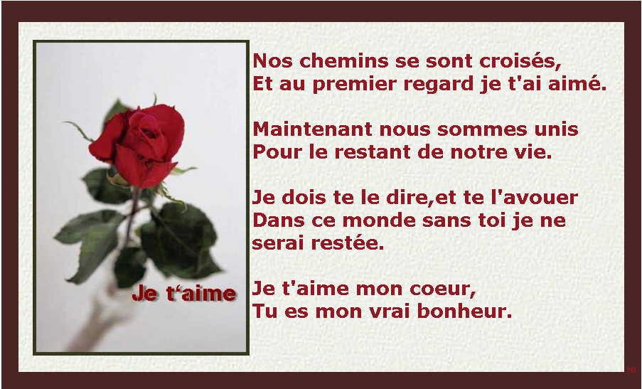 texte damour pour mariage - Mot Pour Felicitation Mariage