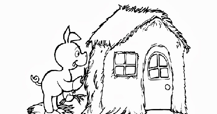 little house coloring pages - photo#27