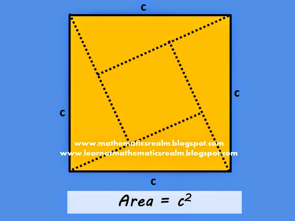 mathematics,geometry,trigonometry,proof,pythagorean theorem,pythagoras,triangles, squares