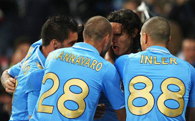 Napoli 2 - 1 Manchester City (3)