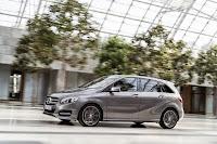 Mercedes-Benz B-Klasse Modelljahr 2014, B 220 CDI 4MATIC, mountaingrau magno, Urban Line