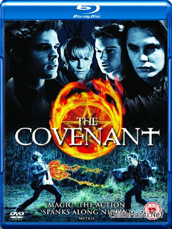 new york movies  the covenant  2006  brrip 500mb mediafire