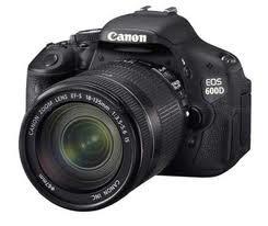 CANON EOS 600D Kit2