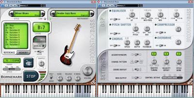 Descargar plugin de bajos para Fl studio Bornemark Broomstick Bass Broomstick+bass