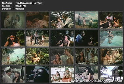 The Blue Lagoon (1949) Die Blaue Lagune, Le lagon bleu