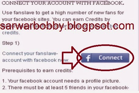 Earn Money From Facebook And Twitter Using Fanslave