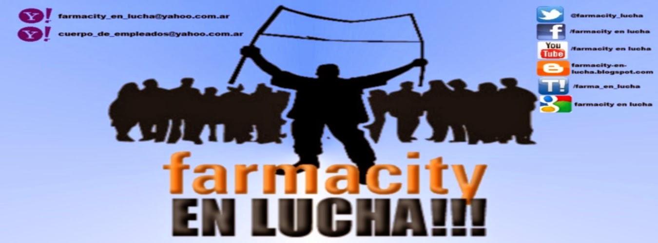 Farmacity en lucha