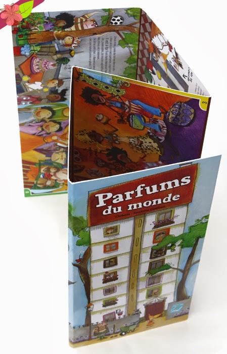 """Parfums du monde"" de Christos et Sandrine Gambart"