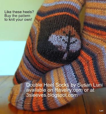 Learn Sock Design in Craftsy's: Knit Sock Workshop