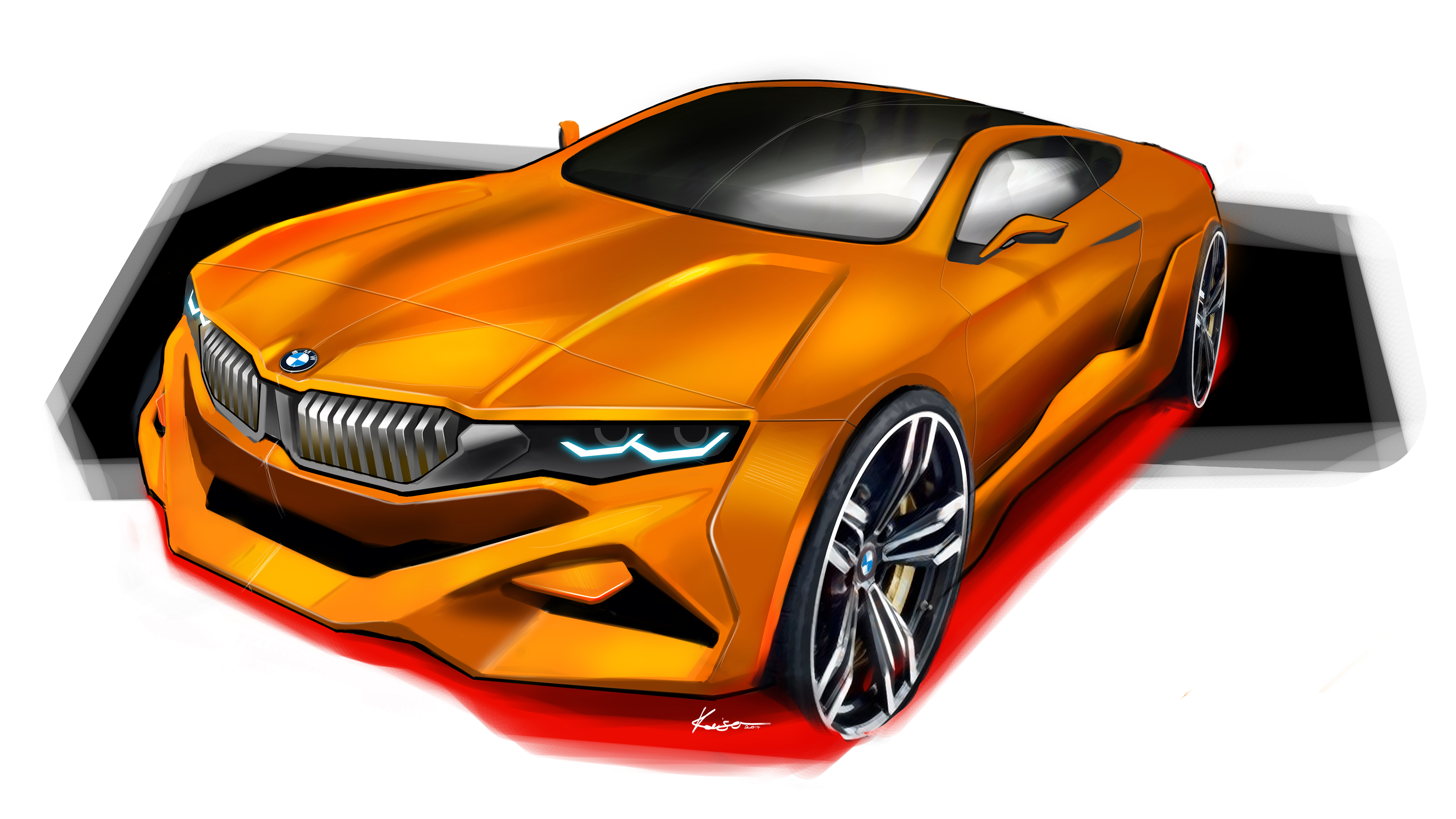 I Love Sketching Bmw M Coup 233 Sketch