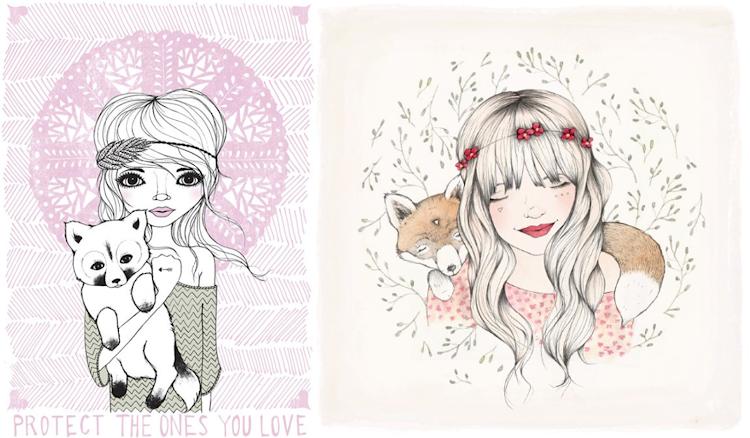 Kelli Murray ilustraciones