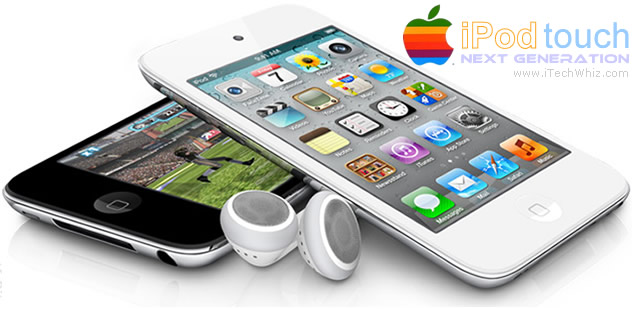 Apple new iPod Touch 5th Generation Design