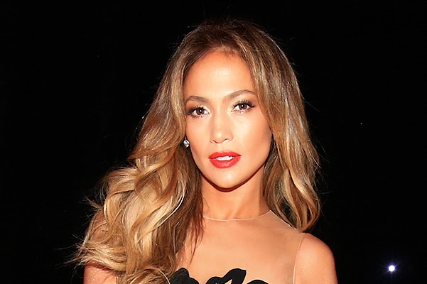 Jennifer Lopez enjoys a scrub with diamond dust