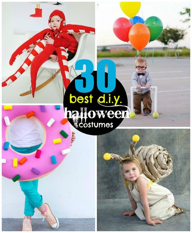 30 best diy halloween costumes for kids