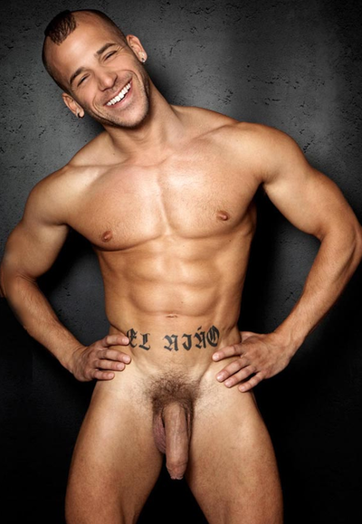 Naked Straight Men