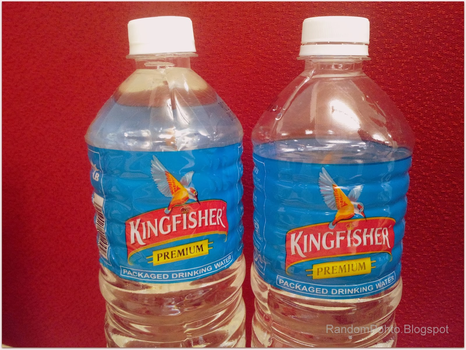 Kingfisher Mineral Water