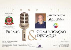 Prêmio Comunicação e Destaque 2017