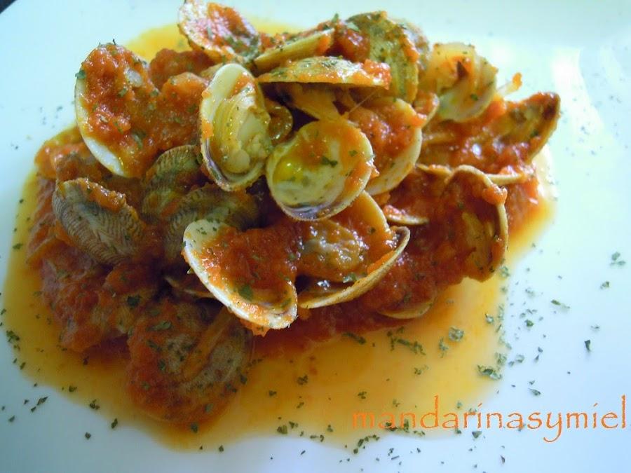 recetas con moluscos sin caloras y estupendas