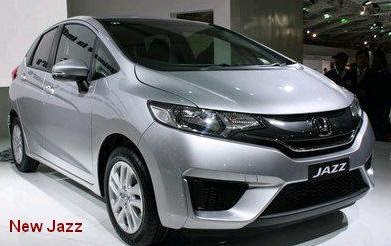 all new honda jazz 2014