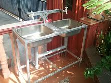 Sinki Berkembar