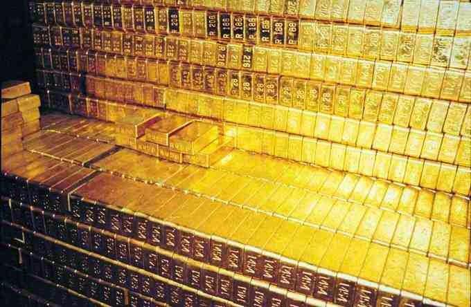 Ιδού γιατί θα υπογράψουν συμβιβασμό και συνέχιση των μνημονίων! Ο Χρυσός  της Ελλάδας βρίσκεται σε ξένα χέρια! Άντε και δεν έκανες όλα τα άλλα που έλεγες, πως ξεκινάς τέτοια διαπραγμάτευση χωρίς να έχεις τον χρυσό της χώρας στα χέρια σου;