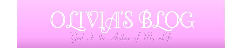 ♥ Olivia's Blog