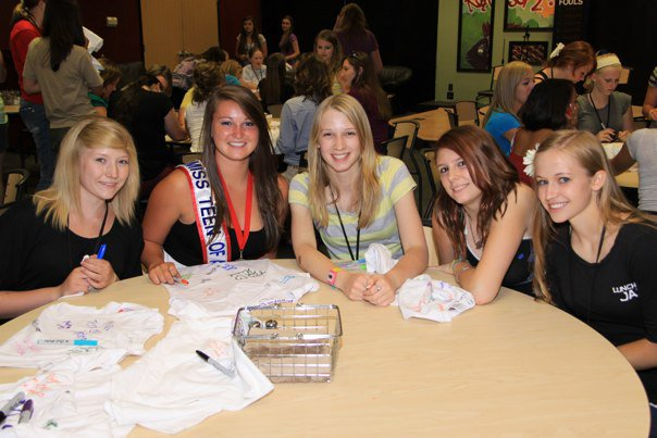 On Friday, August fifth, was the first day of the Miss Teen of Idaho ...