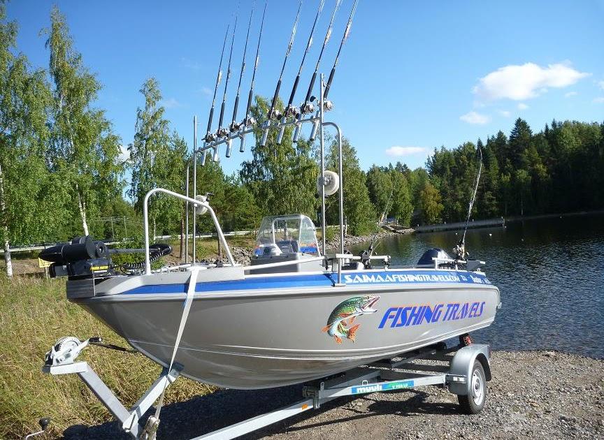 Lake Saimaa fishing travels: Buster X For Sale