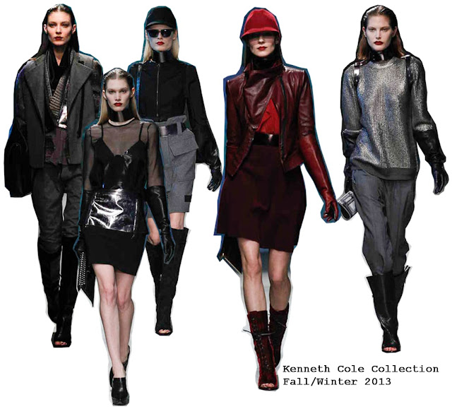 Kenneth Cole Fall/Winter 2013 Collection