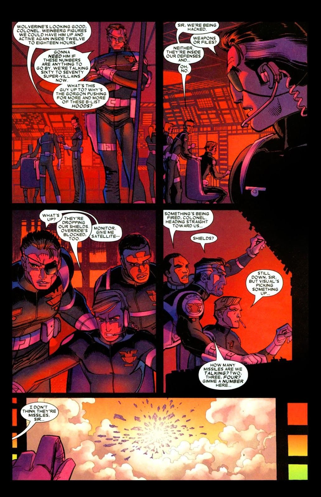 Read online Wolverine (2003) comic -  Issue #26 - 21