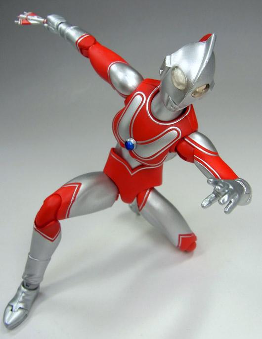 GG FIGURE NEWS: ULTRA - ACT Figure- Ultraman Jack - Review ...