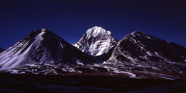 Tinyman Poetry - The Ascent - Mount Kailasha