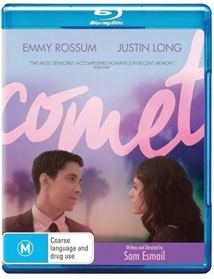 Comet 2014 BRRip 480p 300mb ESub