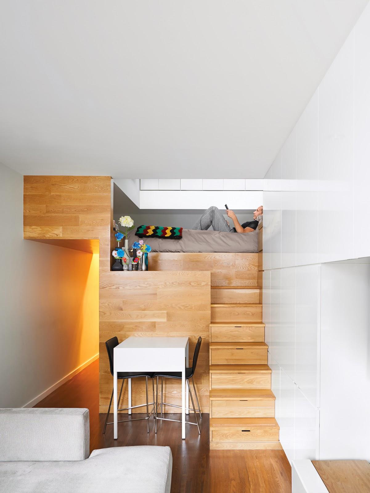 Cozy stylish loft Loft Living