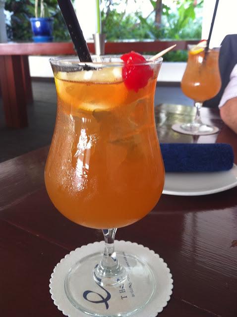Chi Chi Affair: Fabulous Friday Food: Bajan Rum Punch