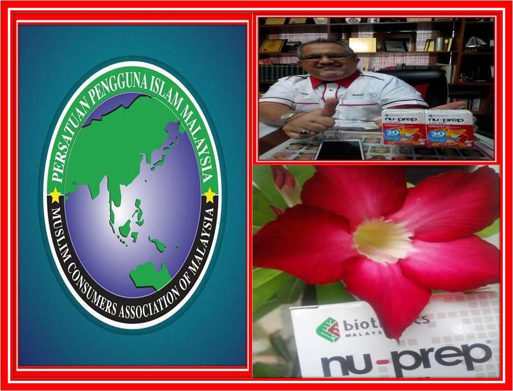 Pilihan Pengguna Islam Malaysia semestinya Nu-Prep Tongkat Ali.