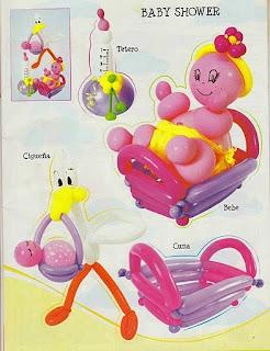 decoracion con globos para baby shower de nio ciguena 20baby apps