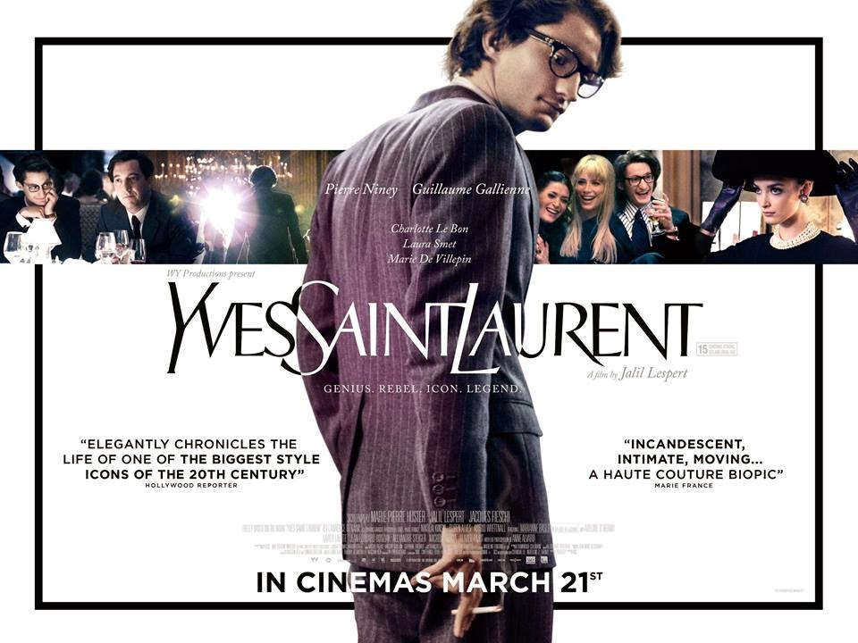 Frases de la película Yves Saint Laurent