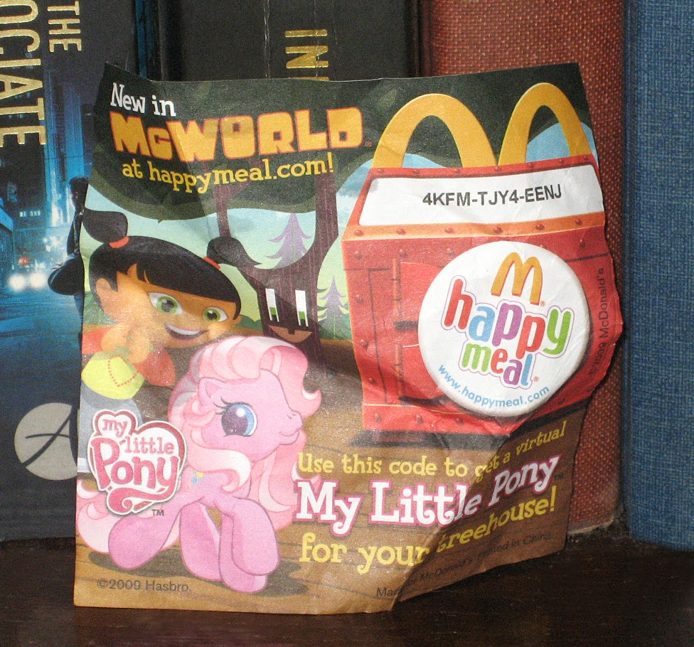 My Little Pony Toy Food : Percy s fast food toy stories my little pony computer