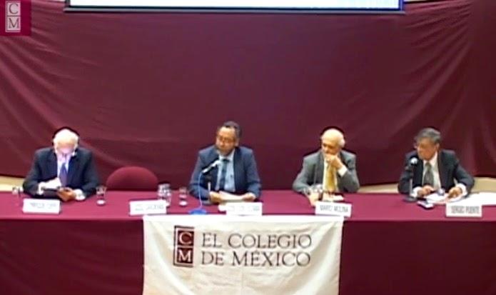 Video Debate: La Ciencia y la Política del Cambio Climático: Molina, Leff, Lezama, Puente