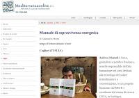 Manuale di sopravvivenza energetica di Gianmarco Murru