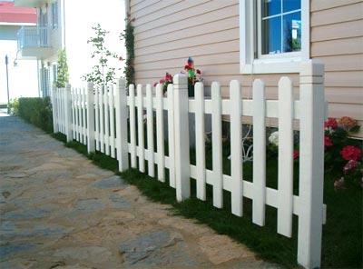 Ahşap bahçe çiti ankara
