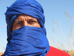 Amid Bériouni le conteur du désert