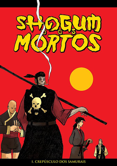 Index Librorum - Shogun dos Mortos (Daniel Werneck)